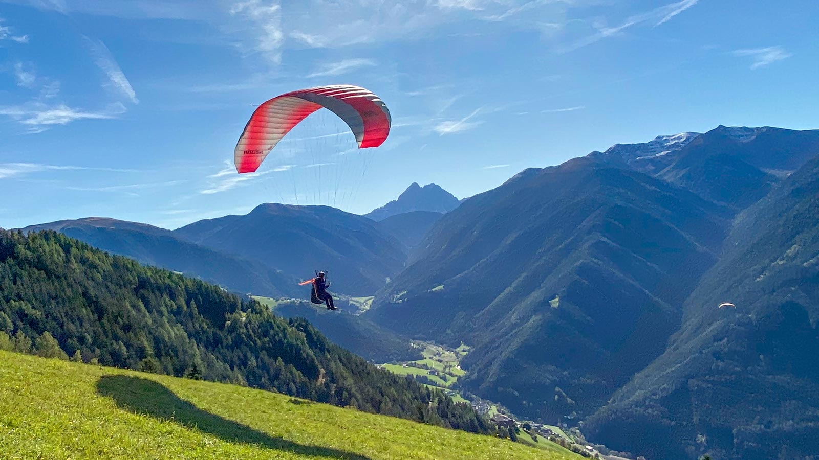 Papillon Paragliders Fancy EN-A