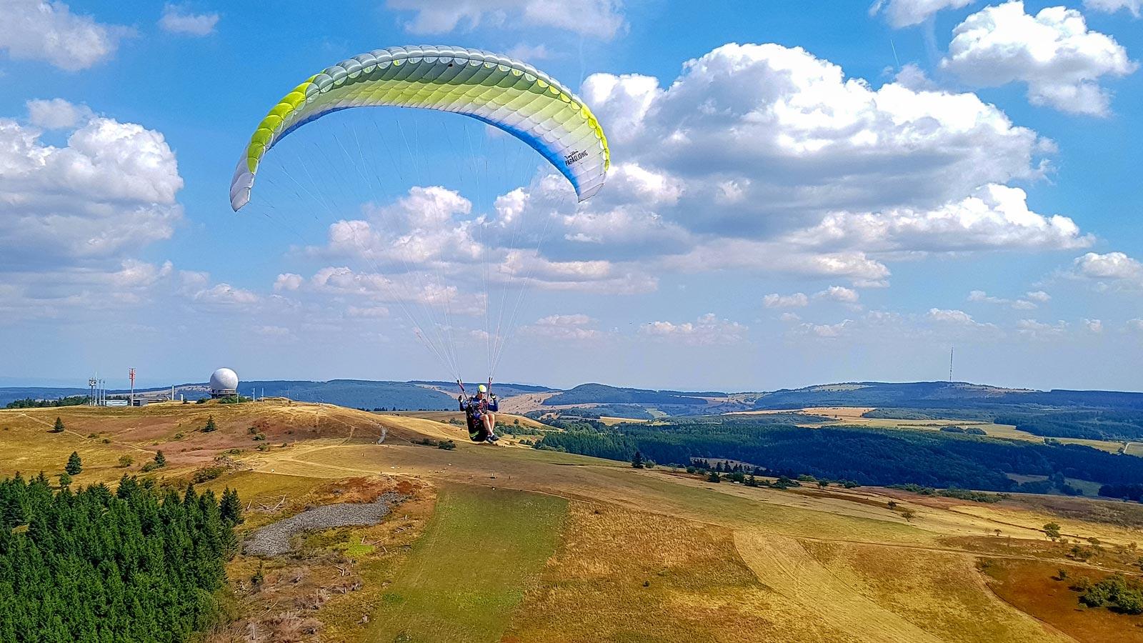 Raqoon EN-A Papillon Paragliders