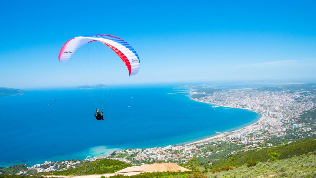 Raqoon by Papillon Paragliders