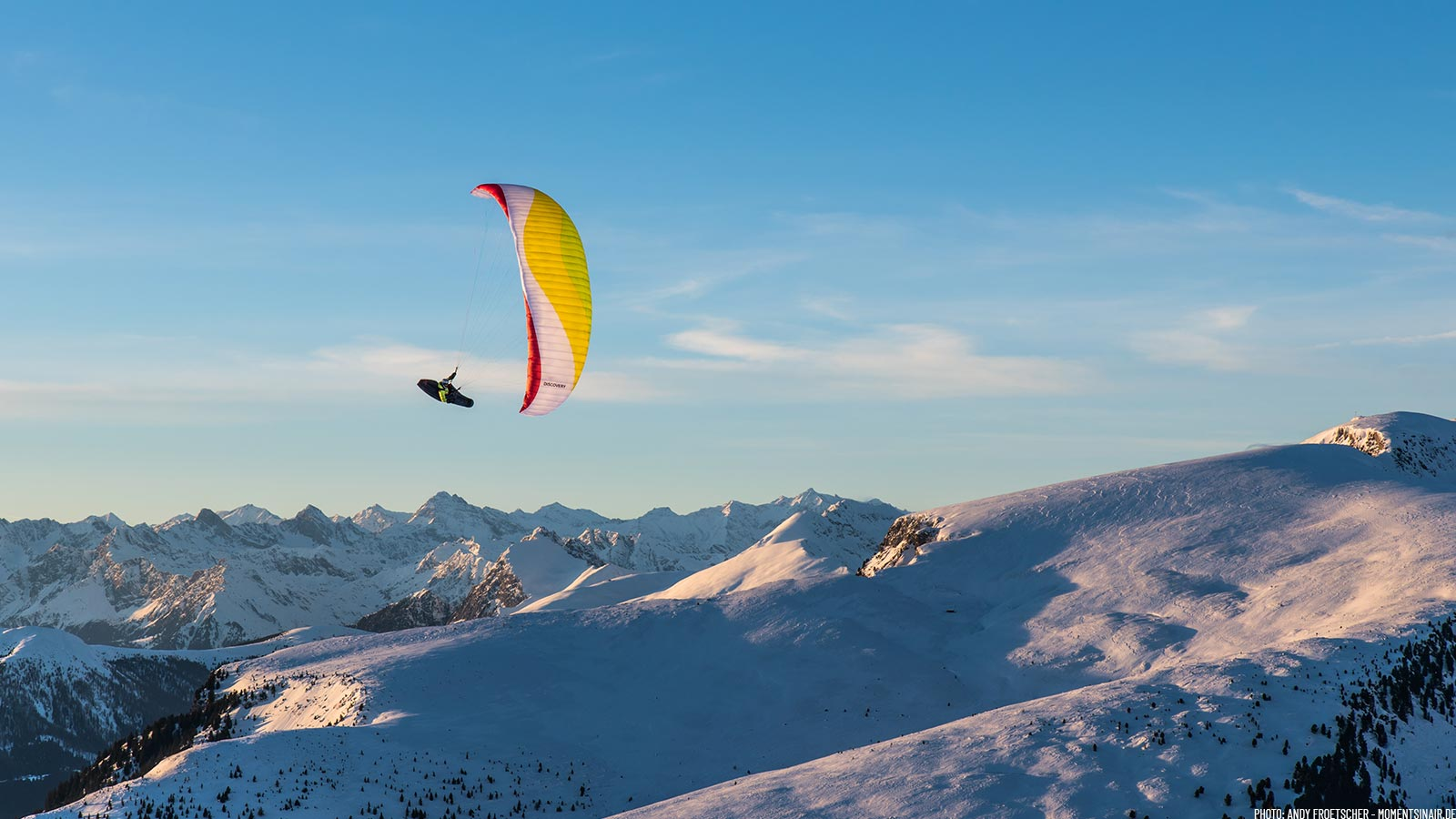 Discovery Papillon Paragliders