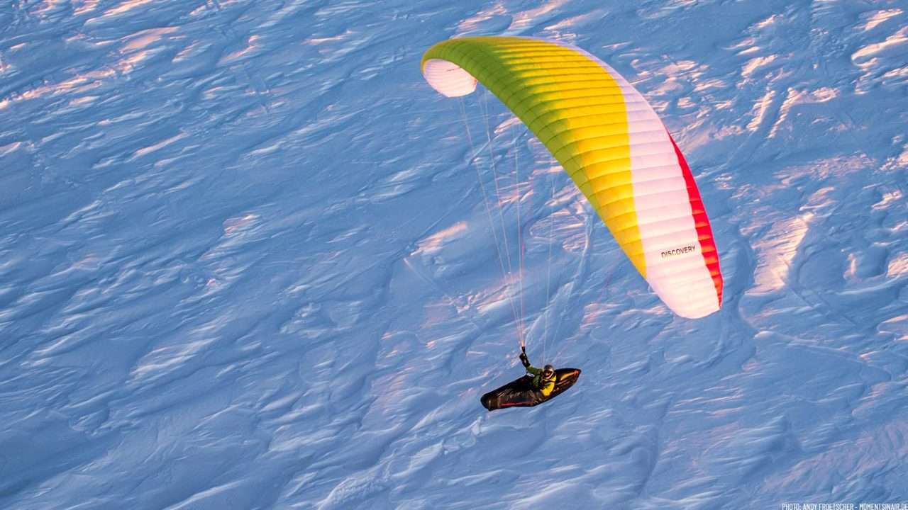 Discovery EN-B Papillon Paragliders
