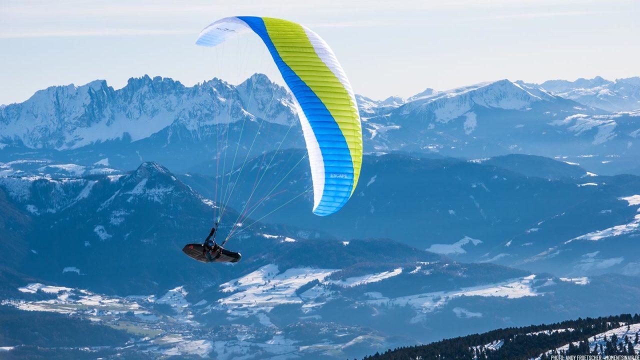 Escape EN-B Papillon Paragliders