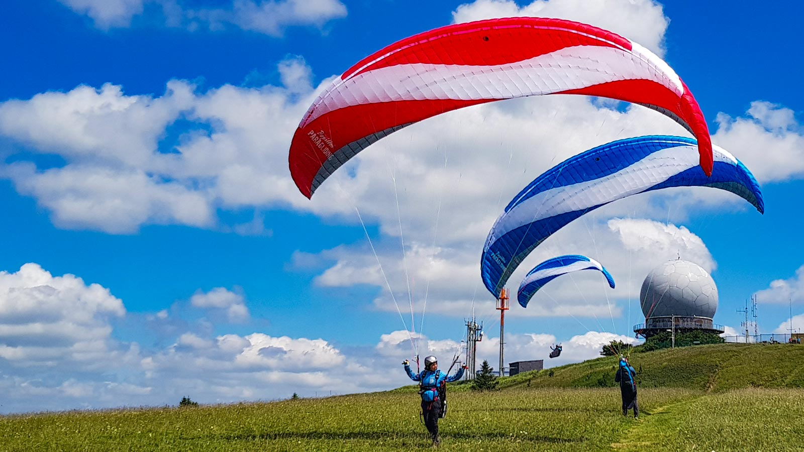 Horizon Papillon Paragliders