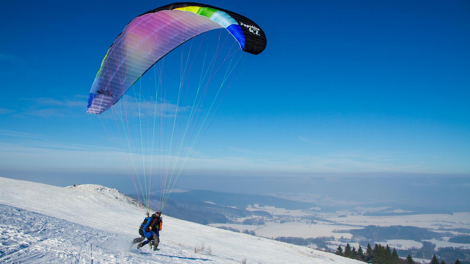 P42 Tandem - Papillon Paragliders